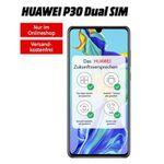Geht noch: Huawei P30 für 11€ + Telekom Allnet-Flat mit 6GB LTE für 16,99€ mtl.