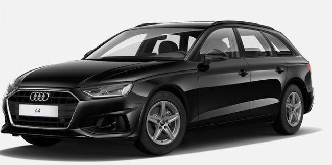 Audi A4 Avant 1.4 TFSI mit 150 PS im Gewerbe Leasing ab 173€ mtl. netto   LF: 0.55