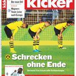 26 Ausgaben vom Kicker für 44,10€ + 15€ Scheck oder Kalender 2020