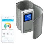 Koogeek Oberarm-Blutdruckmessgerät WiFi oder Bluetooth mit FDA-Zertifizierung und App für 38,99€ (statt 60€)