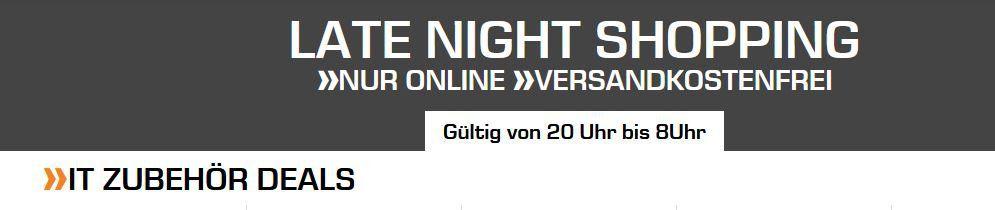 Saturn IT Zubehör Late Night: z.B. TARGUS Groove X2, Notebooktasche für 15€ (statt 30€)