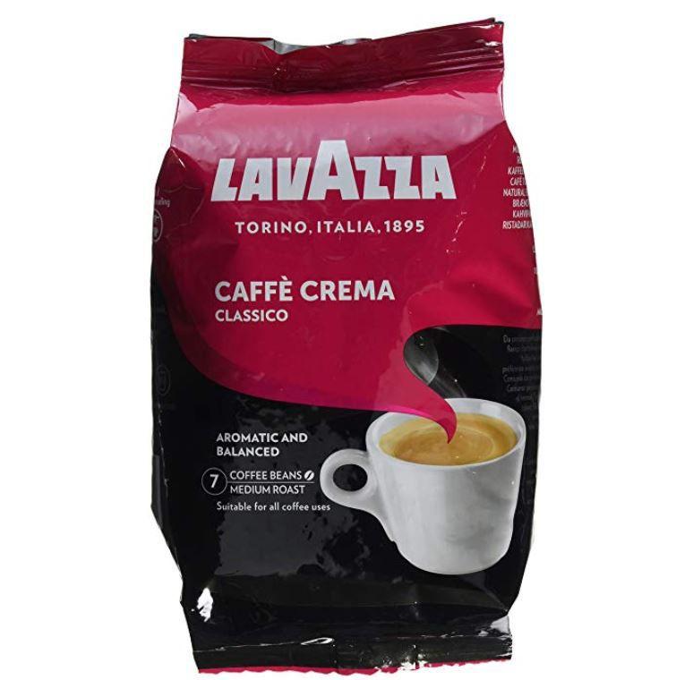 Lavazza Caffè Crema Classico 1Kg ab 9,49€ (statt 14€) Prime
