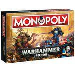 Winning Moves Monopoly Warhammer 40K für 18,48€ (statt 24€)