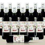 Nembus Tinto 2018 Monastrell – 12 Flaschen trockener spanischer Rotwein für 50,49€ (statt 60€)