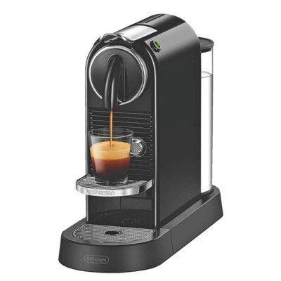 Nespresso Kapselmaschine Nespresso Citiz EN167.B inkl. 40€ Nespresso Kaffeguthaben für 88,98€ (statt 105€)