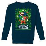 Offizielle Nintendo Weihnachtspullover inkl. Nintendo-Print für 19,99€