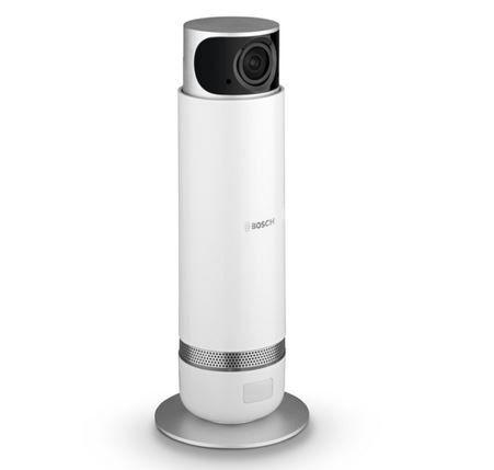 Bosch Smart Home 360° Innenkamera ab 157,89€ (statt 190€)