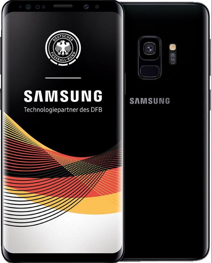 Samsung Galaxy S9 Smartphone Schwarz 64GB für 379€ (statt 403€)