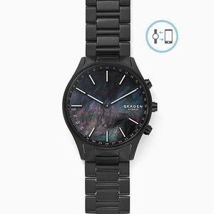 Schnell? Skagen Hybrid Smartwatch Holst (SKT1312) für 49€ (statt 131€)
