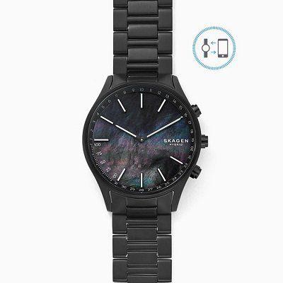 Vorbei! Skagen Hybrid Smartwatch Holst (SKT1312) für 49€ (statt 131€)
