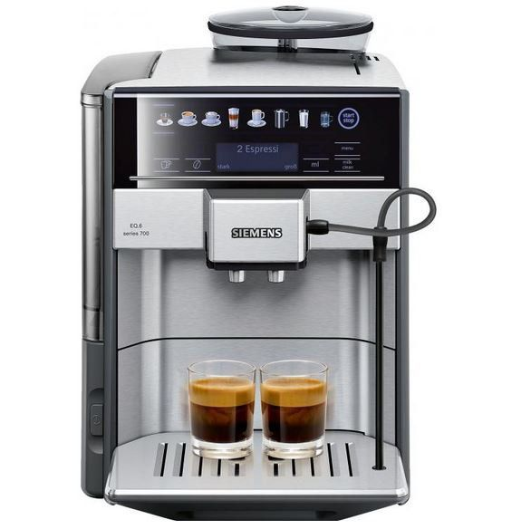 Ausverkauft! Siemens EQ.6 700 Kaffeevollautomat für 639€ (statt 736€)