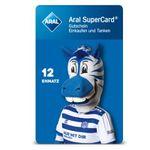 55€ Aral Supercard (Einkaufen & Tanken) für 50€ kaufen – bis 9% aufs Tanken sparen