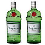 Doppelpack Tanqueray London Dry Gin (2 Liter mit 47,3%) für 36,99€ (statt 43€)