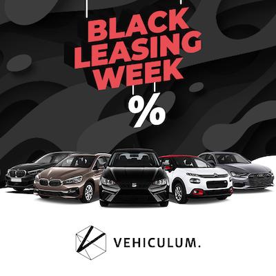 Black Leasing Week bei Vehiculum mit Privat  und Gewerbeleasing Deals   z.B. Seat Arona ab 129€