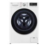 LG Waschmaschine 7F4WV710P1 (10,5 kg, 1400 U/Min) für 499€ (statt 649€) + Google Home Mini