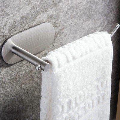 Zunto Handtuchhalter aus Edelstahl ohne Bohren für 7,99€ (statt 16€)