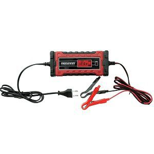 ABSAAR 158002 EVO 6.0 Batterieladegerät in Rot/Schwarz für 27€ (statt 32€)