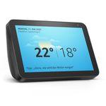 Amazon Echo Show 8 Smart Speaker mit 8″ HD-Bildschirm in Schwarz für 89,99€ (statt 120€)