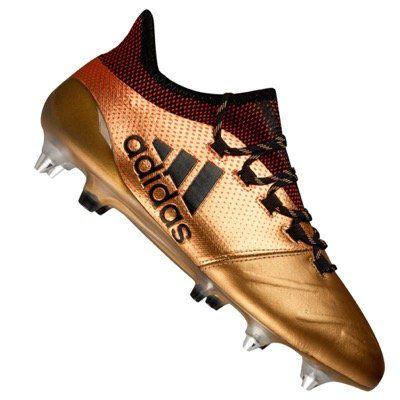 adidas X 17.1 SG Leder Herren Profi Fußballschuhe für 55,55€ (statt 80€)