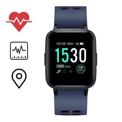 Icefox Smartwatch mit GPS & mehr für 24,99€ (statt 50€)