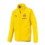 Puma BVB Borussia Dortmund Herren-Regenjacke in Gelb für 22,22€ (statt 28€)