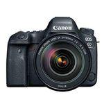 Canon EOS 6D Mark II Kit 24-105mm Spiegelreflexkamera für 1.411,45€ (statt 1.749€)