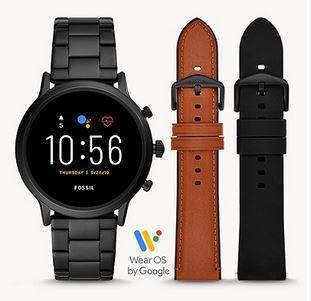 Fossil Smart Uhren mit 70€ Rabatt auf die UVP   z.B. Fossil Sport Smartwatch für 179€ (statt: 249€)