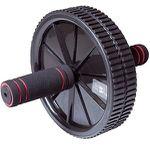 CHRISTOPEIT AB Fitness Roller in Schwarz/Rot für 5€ (statt 11€)