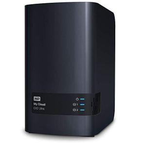 WD My Cloud EX2 Ultra NAS Festplatte 4 TB 3.5 Zoll (2 x 2TB) ab 189€ (statt 231€)