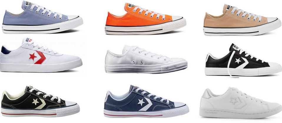 Converse Chucks All Star   Damen & Herren Sneaker je Paar für 34,90€ (statt 49€)
