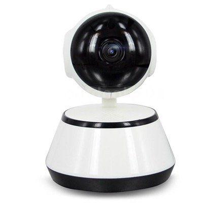 Wireless IP Kamera mit 720p, App Steuerung und Nachtsicht für 17,99€   Versand aus DE