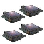 Keenzo LED-Solarlampen IP65-Wasserdicht mit 40% Rabatt – z.B. 4er Set nur 29,99€ (statt 50€)