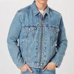 """Levi's """"Zip Type 3"""" Trucker Jeansjacke (S bis L) in Blue-Denim für 39,96€ (statt 63€)"""