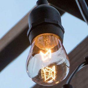VINGO Lichterketten mit 50% Rabatt   z.B. LED Außen Lichterkette 15 Meter und IP65 für 26,54€ (statt 59€)