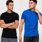 Super Dry Orange Label T-Shirts in 4 Farben für je 9,99€