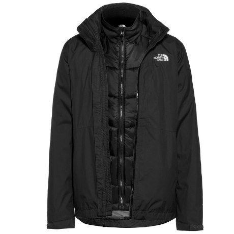 The North Face Arashi II Herren 3in1 Jacke für 119,51€ (statt 155€)