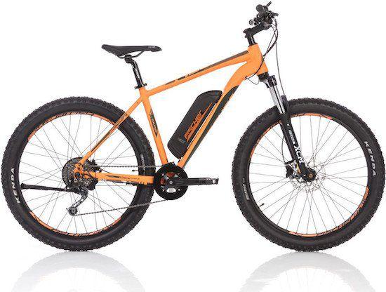 FISCHER EM 1723 E Mountainbike mit 557Wh für 1.199€ (statt 1.353€)