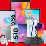 🔥Saturn & Media Markt Samsung 19% Mehrwertsteuer Aktion z.B Samsung S10Plus 128GB für 654,62€ (statt 720€)