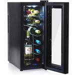 Hoberg Getränke Kühlschrank 12 Flaschen für 89,99€ (statt 120€)