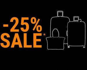 Koffer Direkt Black Freitag Sale mit 25% Rabatt auf nicht reduzierte Artikel