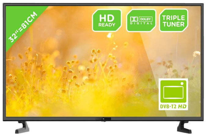OK. ODL 32653HS TB   32 Zoll HDready TV ab 99,89€ (statt 154€)