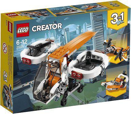 LEGO 31071 Creator   3 in 1 Forschungsdrohne für 7,99€ (statt 10€)