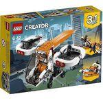 LEGO 31071 Creator – 3-in-1 Forschungsdrohne für 7,99€ (statt 10€)