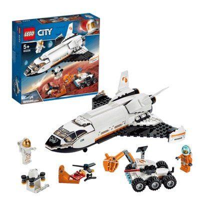 LEGO 60226 City Mars-Forschungsshuttle als Bauset für 19,67€ (statt 23€)