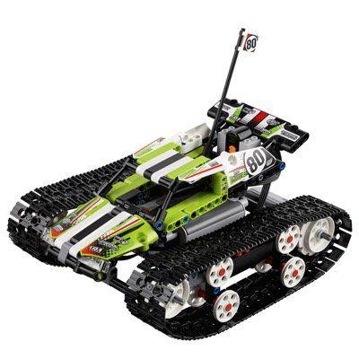 LEGO Technic 42065 Ferngesteuerter Tracked Racer für 70€ (statt 89€)
