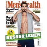 3 Ausgaben Men's Health für nur 11,80€ – Prämie: 16,20€ Verrechnungsscheck