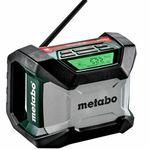 Metabo R 12-18 Akku UKW Baustellenradio für 44,99€ (statt 51€)