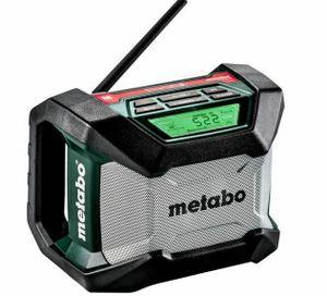 Metabo R 12 18 Akku UKW Baustellenradio für 44,99€ (statt 51€)