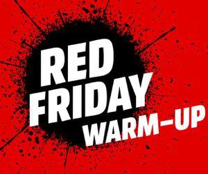 Media Markt Red Friday Warm Up: letzter Tag: z.B. LG Kühlgefrierkombination für 499€ (statt 559€)