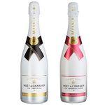 Moët & Chandon Ice Impérial oder Rosé Champagner (je 0,75 Liter) für 41,99€ (statt 50€)